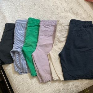 Size 4 Shorts Bundle! JCrew and Gap!